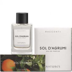 Парфюмированная вода Sol d'Agrumi 75 мл NATURE'S