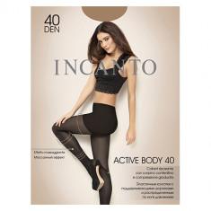 Колготки женские INCANTO ACTIVE BODY 40 den тон Daino р-р 2
