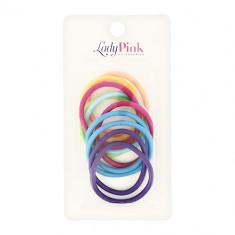 Набор резинок LADY PINK box 10 шт