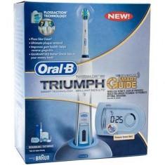Электрическая зубная щетка Triumph + Smart Guide ORAL-B