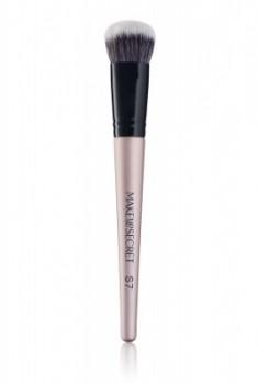 Кисть для нанесения тонального крема и коррекции лица Make up Secret S7 MAKE-UP-SECRET