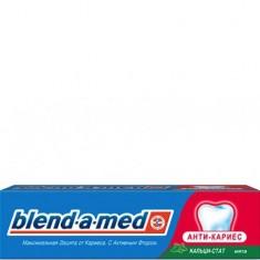 Зубная паста Анти Кариес Мята BLEND-A-MED