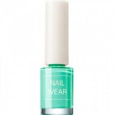 Лак для ногтей The Saem Nail Wear 24.Pastel mint 7мл