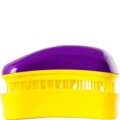 Расческа Mini Purple-Yellow DESSATA