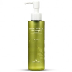 The Skin House Natural Green Tea Cleansing Oil