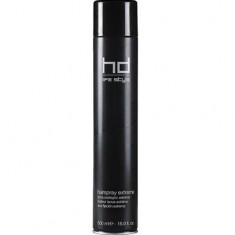 Лак для волос сверхсильной фиксации Hd Hair Spray Extreme FARMA VITA