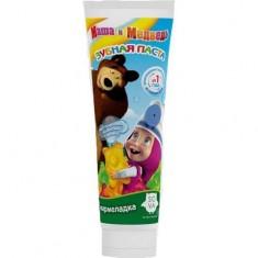 Детская зубная паста МАША И МЕДВЕДЬ