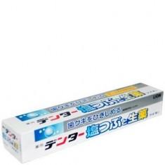 Зубная паста c микрогранулами соли и травами для укрепления десен Dentor LION
