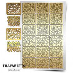 Trafaretto, Трафареты «Лепестки»