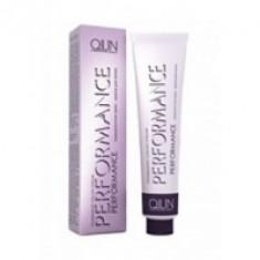 Ollin Professional Performance - Перманентная крем-краска для волос, 9-1 блондин пепельный, 60 мл.