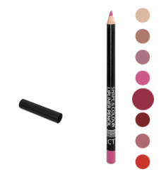 Карандаш для губ Shape&Colour Lipliner Pencil Long Lasting Affect Roya Red