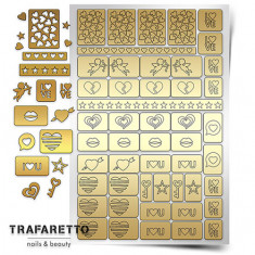 Trafaretto, Трафареты «День влюбленных»