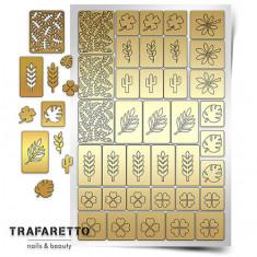 Trafaretto, Трафареты «Листья»