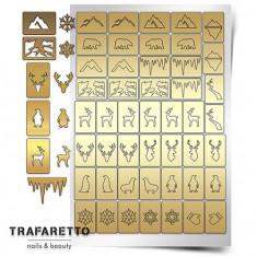 Trafaretto, Трафареты «Северный полюс»