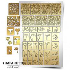 Trafaretto, Трафареты «Тропики»