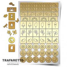 Trafaretto, Трафареты «Времена года. Лето»