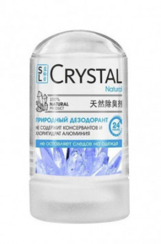 Минеральный дезодорант для тела Secrets Lan Crystal 60 г