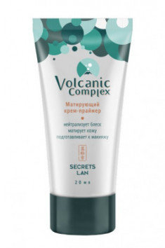 Крем-праймер для лица матирующий Secrets Lan Volcanic Complex 20 мл