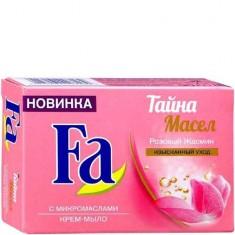 Кусковое крем-мыло Тайна масел Розовый жасмин FA