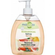Жидкое мыло для рук Апельсин экологичное Molecola