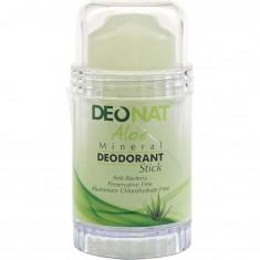 Дезодорант-Кристалл с натуральным соком алоэ стик DeoNat