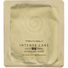 Тканевая маска для лица Gold 24k Snail Gel Mask Sheet Tony Moly