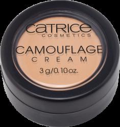 Консилер CATRICE Camouflage Cream 020 Light Beige светло-бежевый
