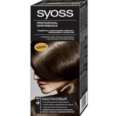 Стойкая крем-краска для волос SYOSS