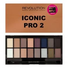 Палетка теней MakeUp Revolution Iconic Pro 2
